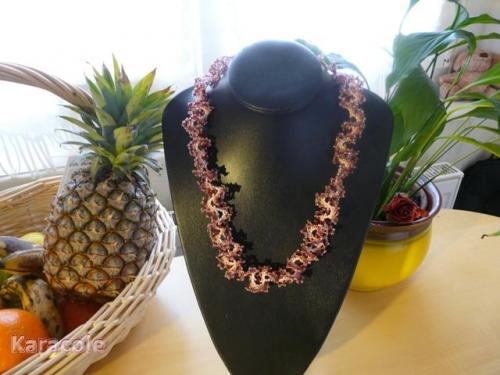 Tissage Oglala perles, tissage-oglala  Mode, bijoux, accessoires