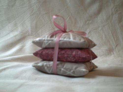 Carrés de lavande couture, ruban  Couture & Art du fil