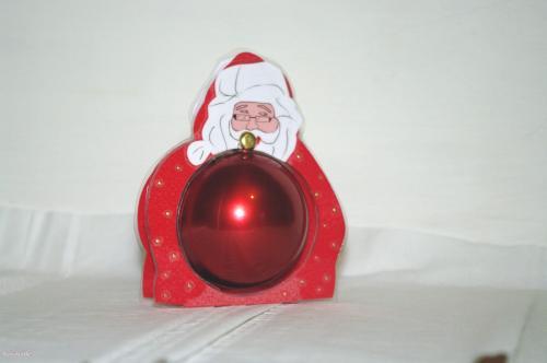 Père Noël papier, plastifieuse  Cartonnage, papeterie, scrapbooking