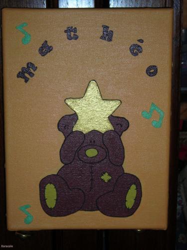 Tableau pour une chambre d enfant tableau enfants - Home deco peinture ...