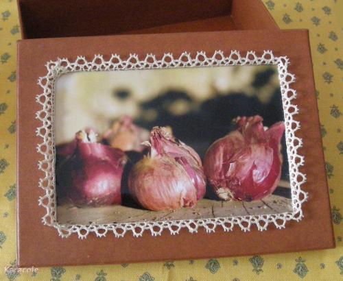 Boîte décorative cartonnage rangement, décoration Cartonnage, papeterie, scrapbooking