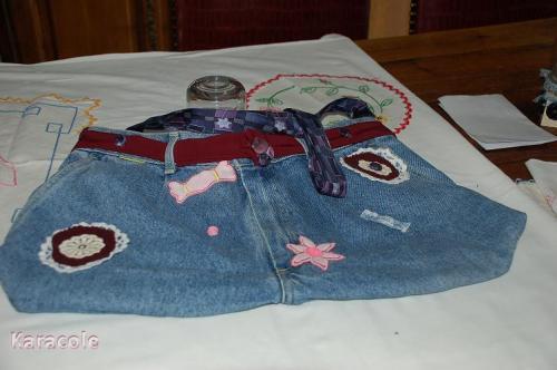 Sac pour filles jean, customisation, yoyo, récupération  Mode, bijoux, accessoires