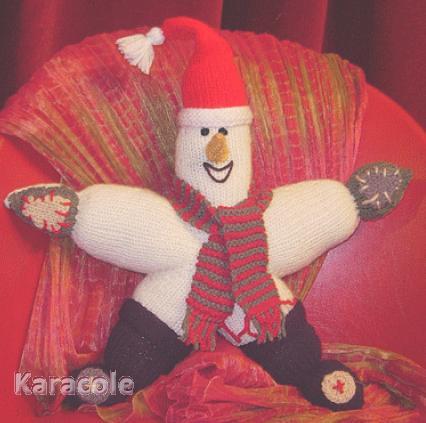 Etoile de Noël tricot doudou, tuto Embroidery, Quilting, Needlework