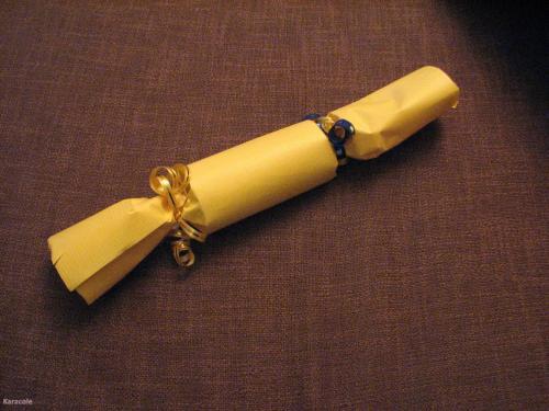 Mes crackers de Noël papier, carton, récupération, colle, bolduc  Cartonnage, papeterie, scrapbooking