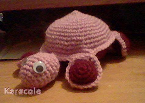 Tortue crochet  Couture & Art du fil