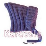 Patron Tricot Bonnet Pointu Bébé laine, tricot, mérinos bonnet, bébé, layette, patron, tricot Couture & Art du fil