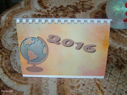 Calendrier calendrier, photo  Cartonnage, papeterie, scrapbooking