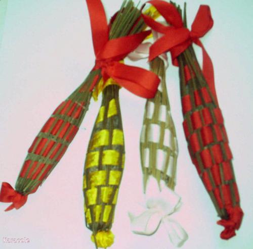 Les fuseaux de lavande lavande, ruban  Home déco, modelage, bois, cadres, fleurs