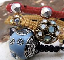 Comment faire un bracelet shamballa ?