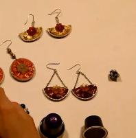 Des bijoux en capsules nespresso