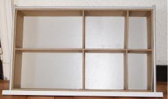 Aménagement d'un tiroir